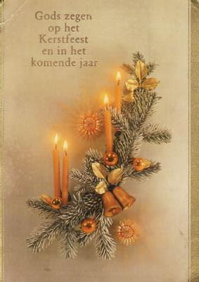 Новый год и рождество старые открытки